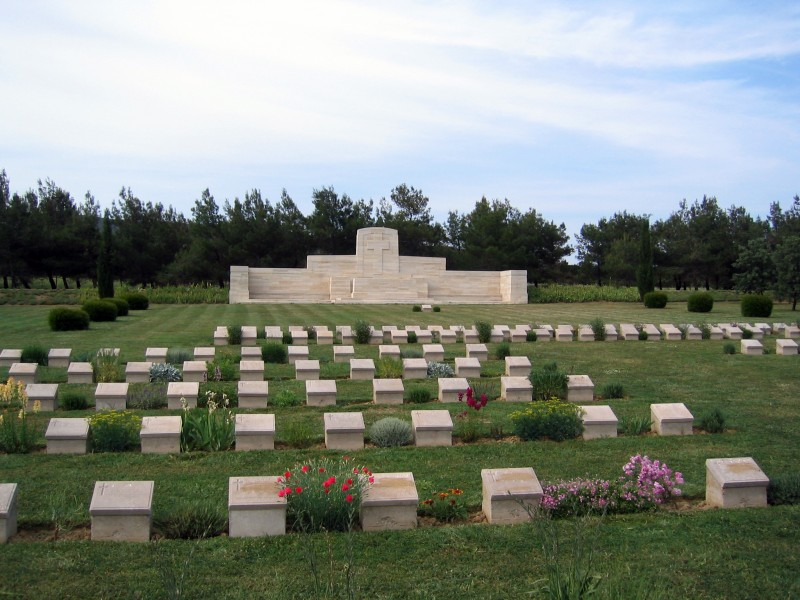 Azmak Cemetery Gallipoli Peninsula2