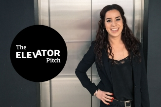 Charlotte Cook Elevator Pitch