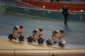 Dutch Team Cycling at the 2012 Summer Olympics Womens team pursuit