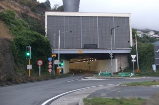 Lyttelton Tunnel South Entrance1