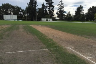 Mainpower Oval Pitch