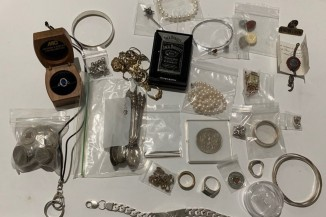 Missing Jewellery Items