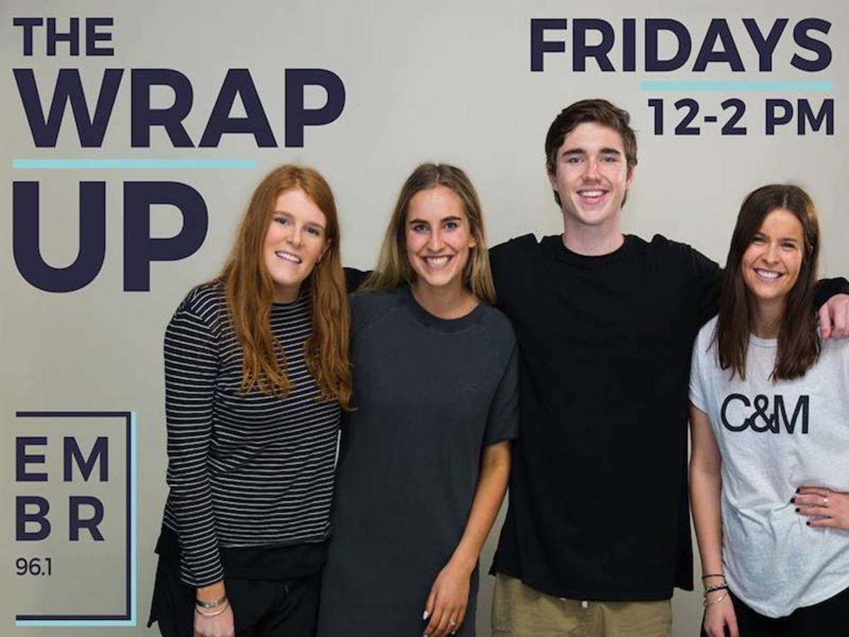 The Wrap Up Team