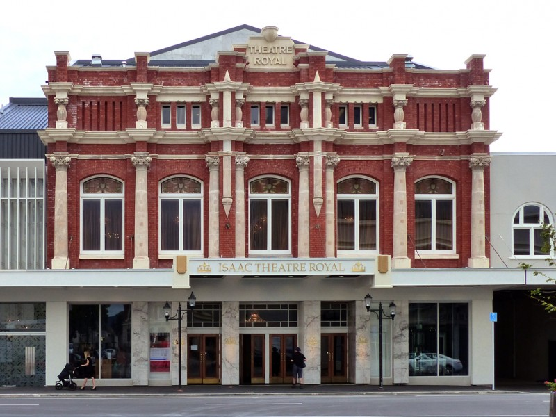 The Isaac Theatre Royal Christchurch