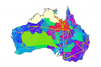 Map of Aboriginal Language expansion