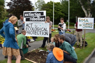extinction rebellion one