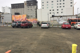 gap filler car park