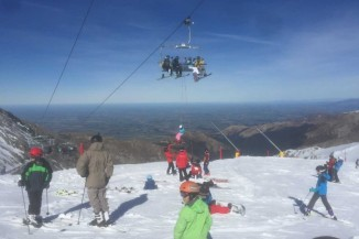 Mt Hutt chairlift evacuation