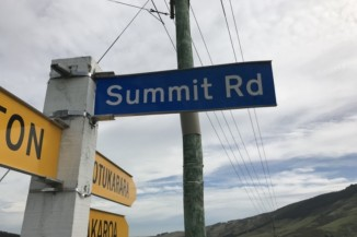 summit road